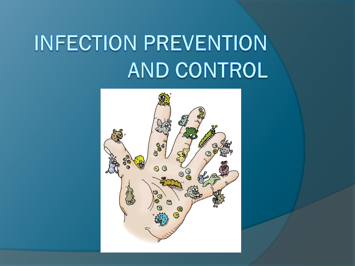 prevention and control of infections essay Check out our top free essays on infection prevention and control to help you write your own essay.